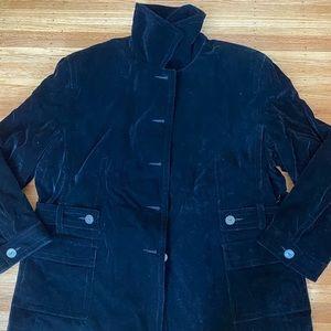 NWT VTG velvet jacket